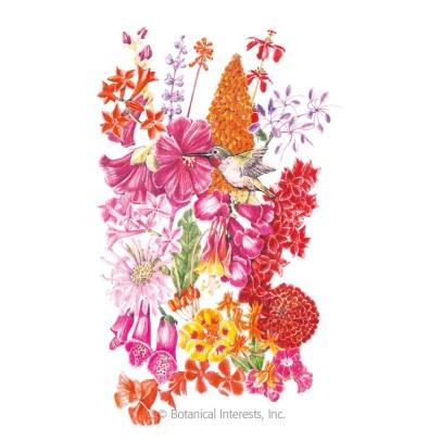 2018-12 Botanical Interests-Hummingbird Haven